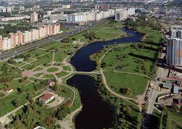 В Купчино появится новый парк