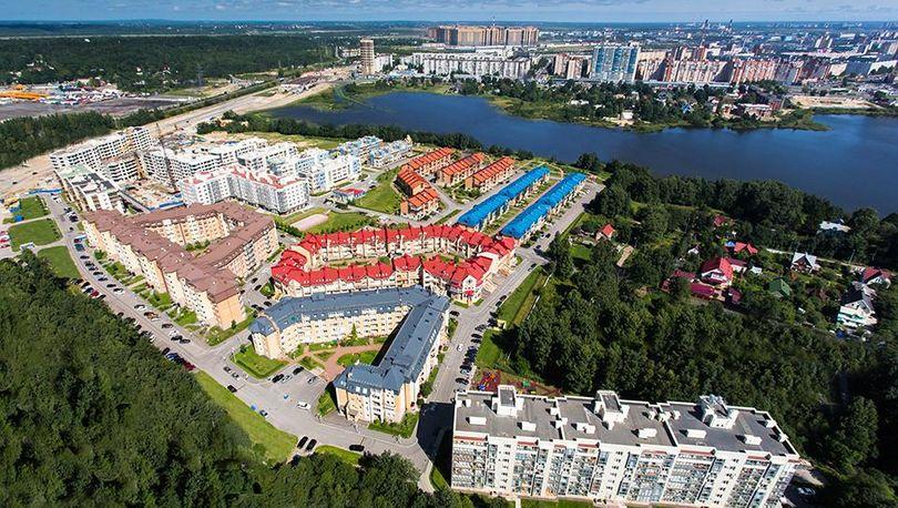 Лот 16 ЖК «Новая Скандинавия» сдадут осенью