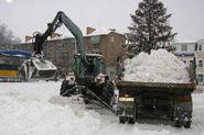 Столичные чиновники и депутаты присоединятся к акции по уборке снега