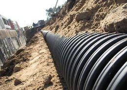 Для Муринского парка реконструируют канализацию