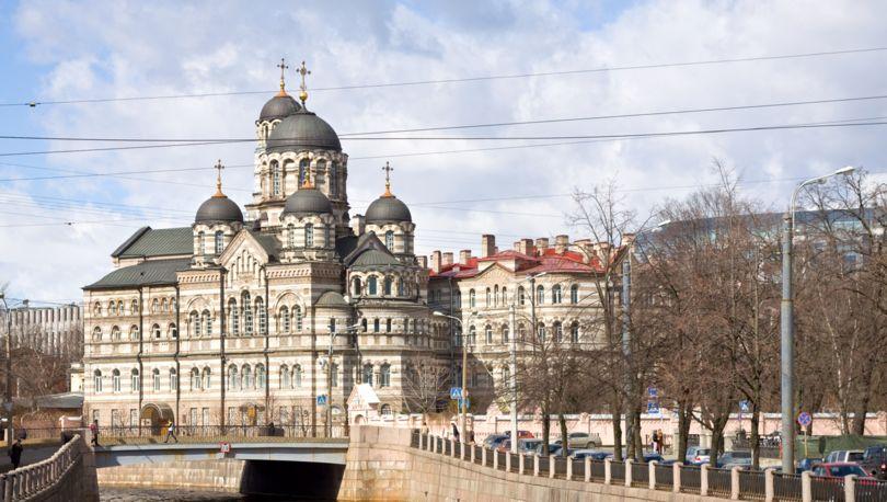Иоанновский монастырь