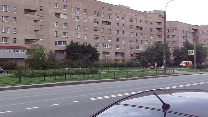 Варшавская улица в Петербурге