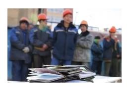 Субподрядчика реконструкции «Дома пушнины» оштрафовали из-за мигрантов