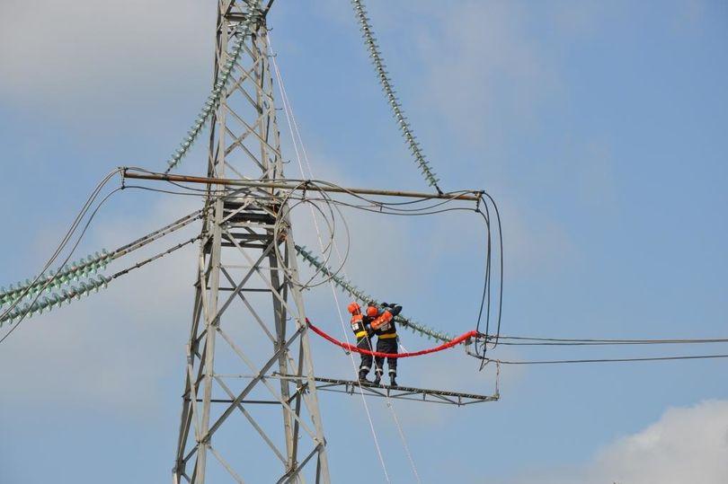 В трех районах Петербурга было нарушено электроснабжение