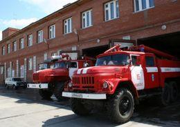 Пожарное депо на Большой Озерной  отреконструирует