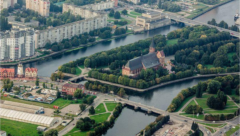 В Калининграде стали меньше строить