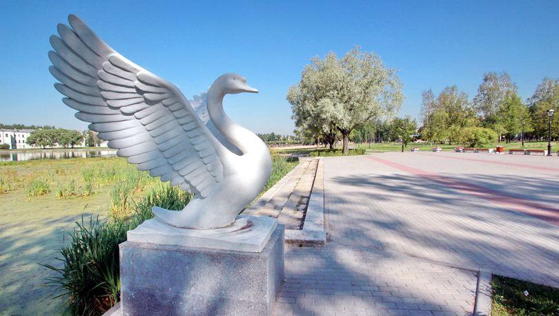 Колпинский парк