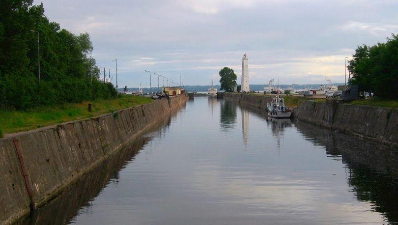 Канал Петра Великого в Кронштадте накроют стеклянным колпаком
