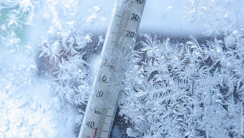 В Ленобласти похолодает до минус 18 градусов