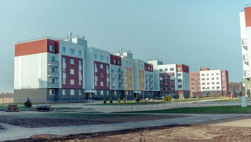 В ЖК «Юнтолово»  началось строительство дорог