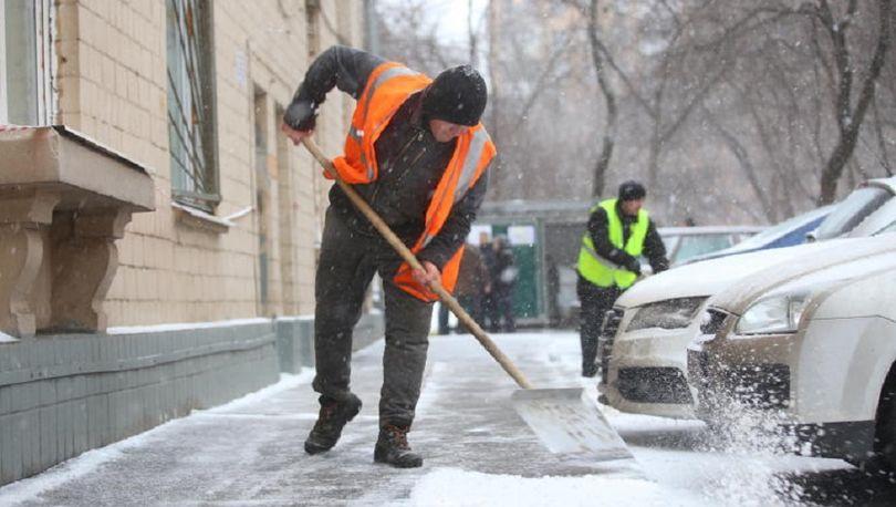 Статистика Жилкомитета: Уборка улиц 24 января