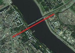 Разработано градостроительное обоснование строительства магистрали в створе ул. Зольной