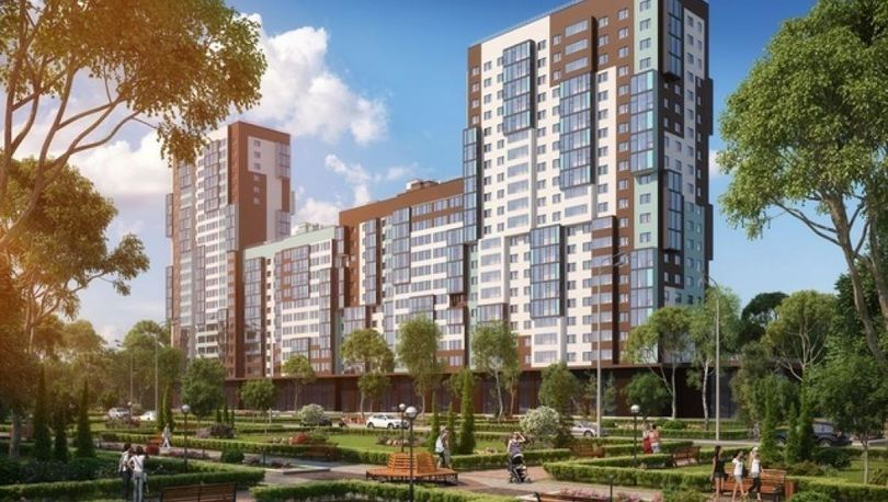 Setl City приступила к строительству  нового корпуса в ЖК
