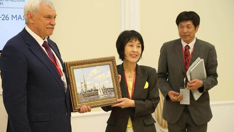 Полтавченко и Харуми Такахаси