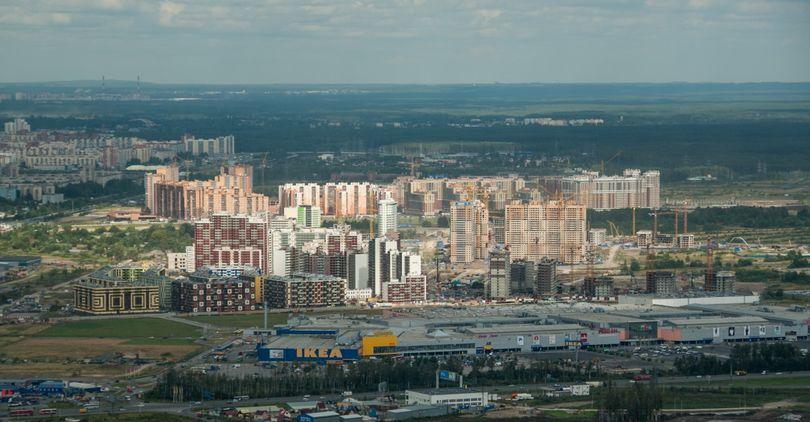 В РФ появится первая отдельно стоящая IKEA