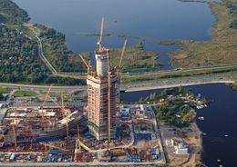 «Лахта-центр» опроверг заключение контракта с Waagner Biro