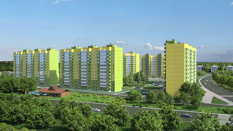 Два корпуса ЖК «Янино-Парк» введут в этом году