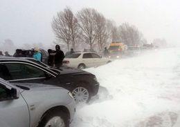 Синоптики: В Петербурге ожидаются снежные заносы