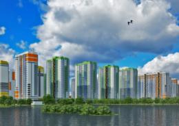 На рынок выведен новый дом в комплексе «София»
