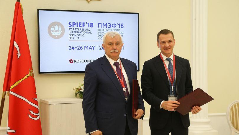 Полтавченко и Петр Родионов