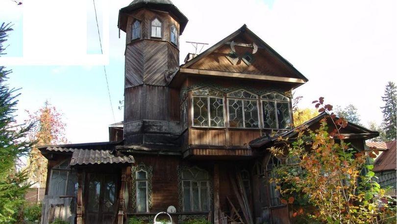 Четырем деревянным дачам присвоен статус региональных памятников