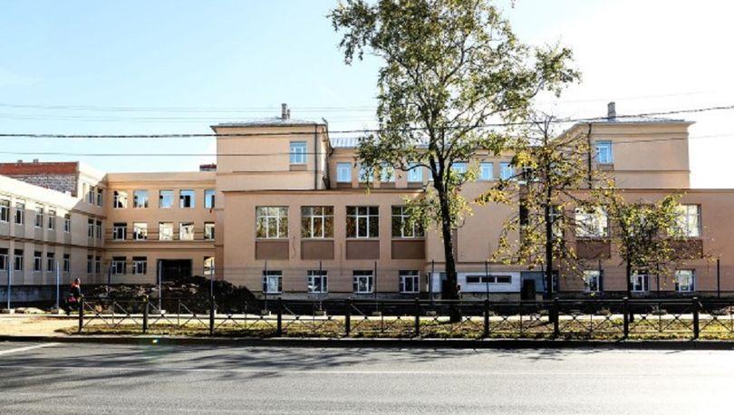 Школа в Красном Селе введена в эксплуатацию