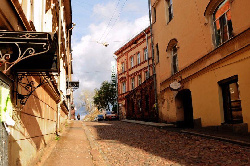Крепостная улица