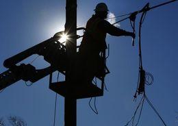 Электроснабжение Ленобласти полностью восстановлено