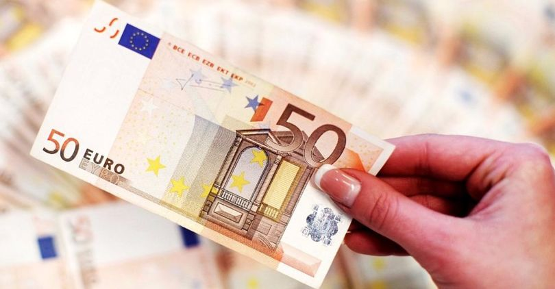 Курс евро напятницу вырос до62, 73 рубля