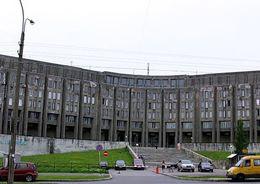 Больницу Святого Георгия отремонтирует «ЛенТехСтрой»