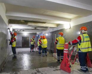 Два подземных перехода построят в составе ТПУ «Лермонтовский проспект»