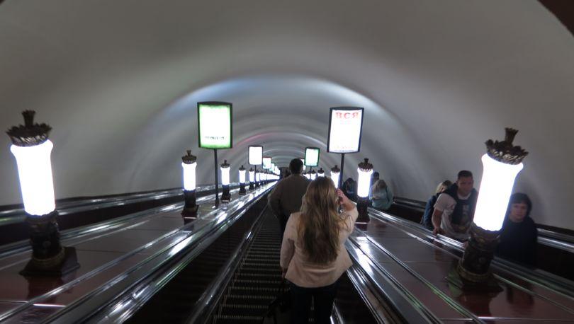 метро «Площадь Восстания»