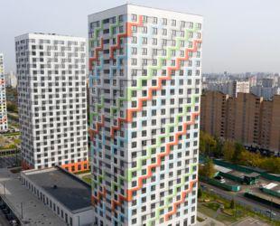 На северо-востоке Москвы ГК ПИК завершила строительство еще четырех жилых домов в составе проекта ЖК «Шереметьевский»