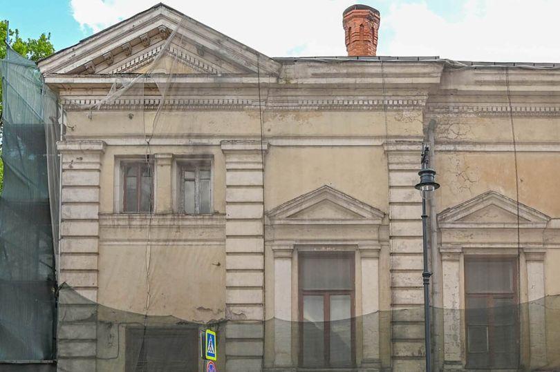 дома в центре Москвы