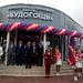 Новый физкультурно-оздоровительный комплекс открылся в поселке Будогощь Киришского района Ленобласти