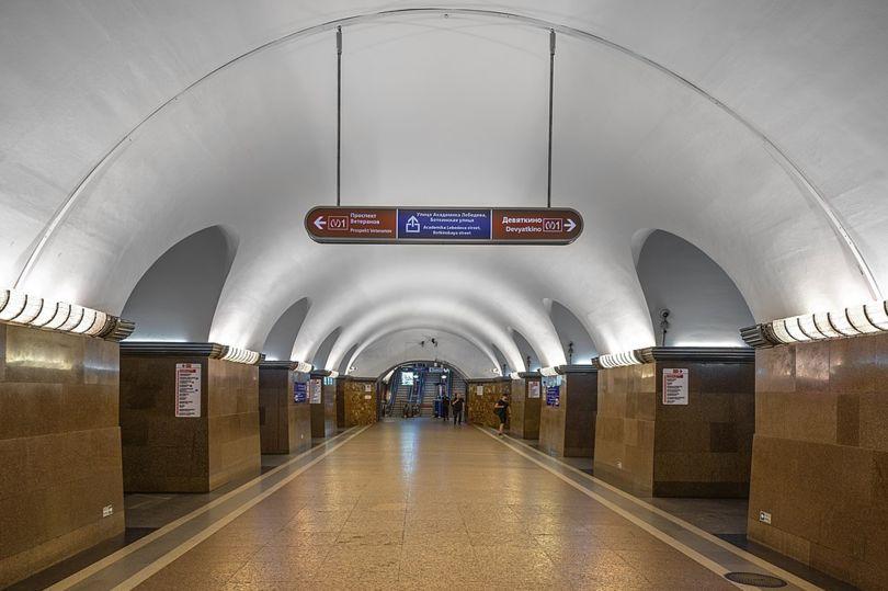 Метро Площадь Ленина