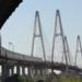 На Вантовом мосту прошли учения по реагированию на акты незаконного вмешательства