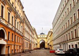 галерная улица