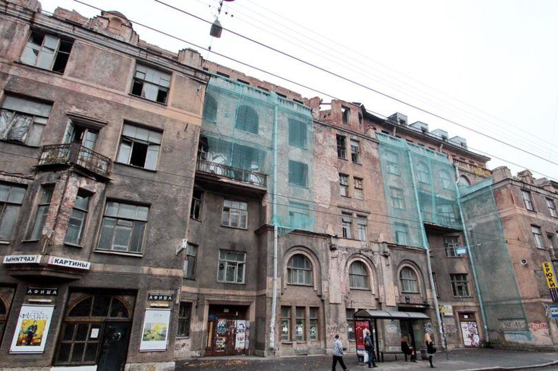 дом Басевича