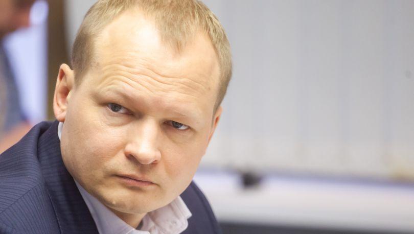 Антон Мороз -вице-президент