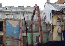 Разрушенный Дом Рогова может быть восстановлен