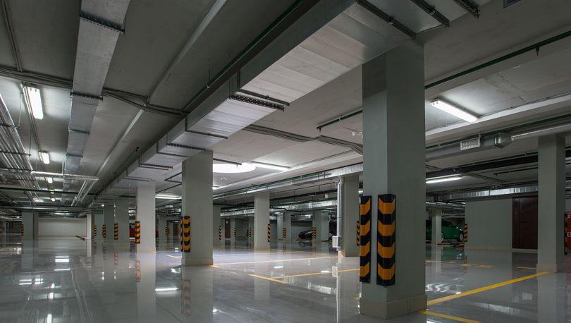 паркинг ЖК На Гребецкой