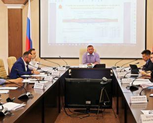 В администрации Владимирской области обсудили развитие федеральной трассы М-7 «Волга» на территории региона