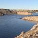 Завершено перекрытие русла Кеми в ходе строительства Белопорожских ГЭС
