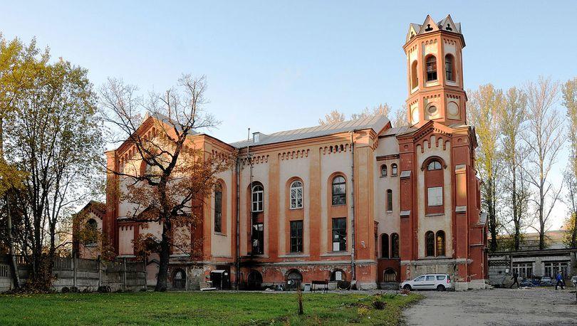 Костел святой Марии