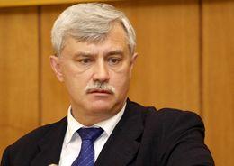Полтавченко решил дать ЗакСу полномочия согласовывать намывы