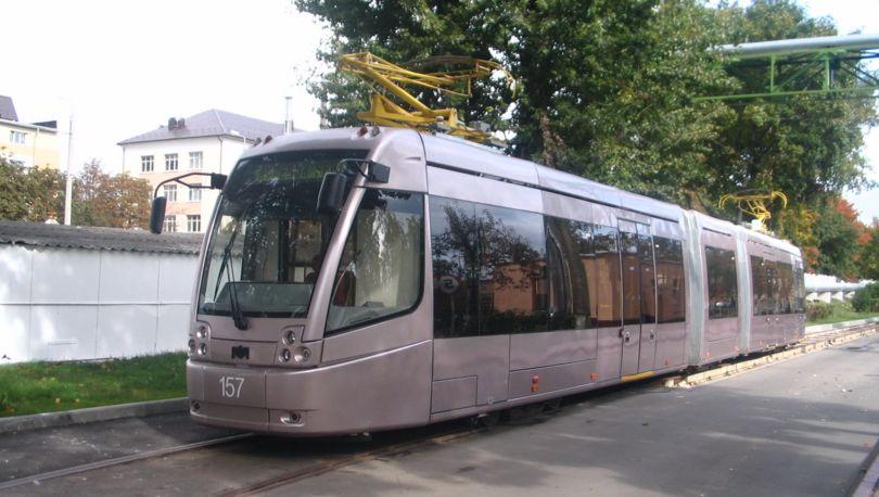 белорусский трамвай
