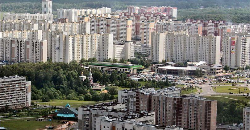 Эксперт: Петербургу грозит дефицит недвижимости