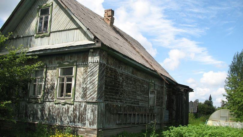 Ушаки загородный дом