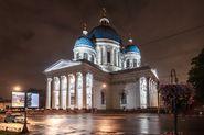 Западный придел Троицкого собора отреставрирует ООО «Стройтехуслуги»